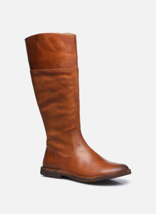 Stiefel Kickers TINTABO braun detaillierte ansicht/modell