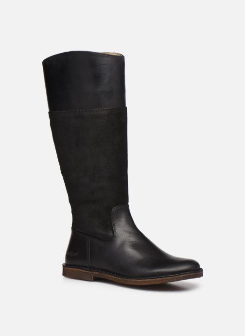 Stiefel Kickers TINTABO schwarz detaillierte ansicht/modell