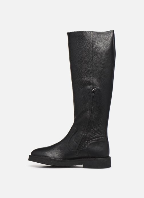 Botas Kickers K.WINCH Negro vista de frente