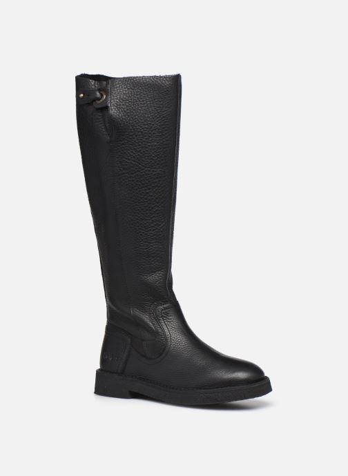 Stiefel Kickers K.WINCH schwarz detaillierte ansicht/modell