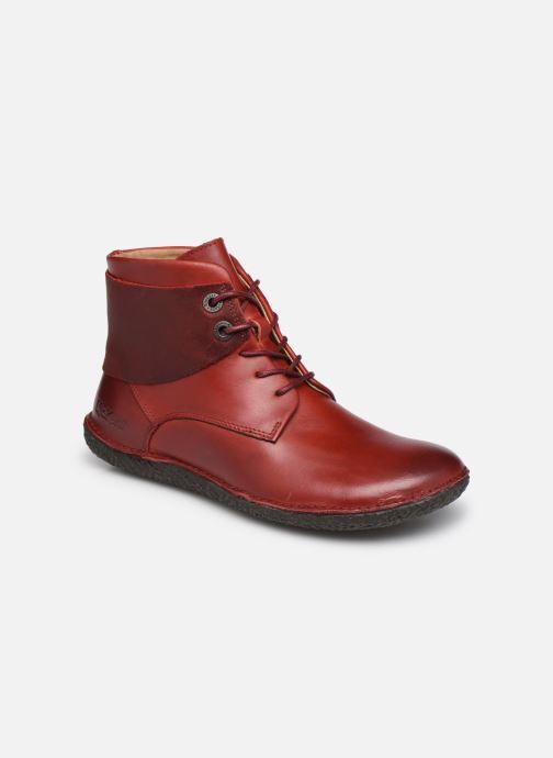 Bottines et boots Kickers HOBBYTWO 734574 Bordeaux vue détail/paire