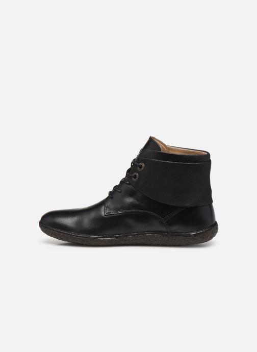 Stiefeletten & Boots Kickers HOBBYTWO 734574 schwarz ansicht von vorne