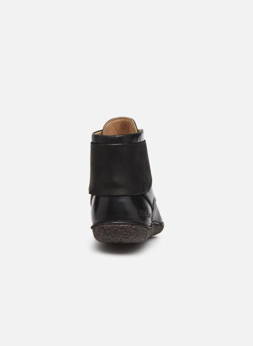 Stiefeletten & Boots Kickers HOBBYTWO 734574 schwarz ansicht von rechts