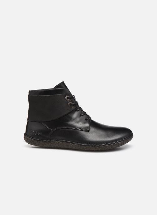 Stiefeletten & Boots Kickers HOBBYTWO 734574 schwarz ansicht von hinten