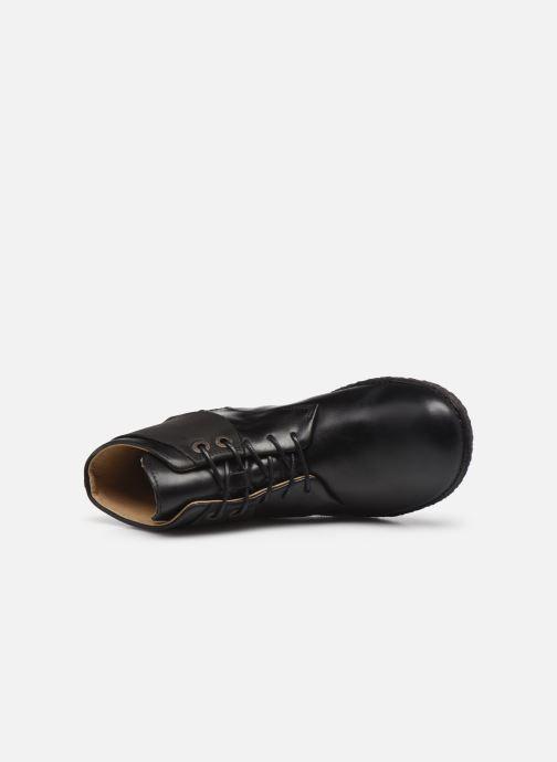 Stiefeletten & Boots Kickers HOBBYTWO 734574 schwarz ansicht von links