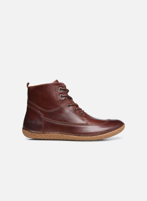 Bottines et boots Kickers HOBBYFLOW Marron vue derrière