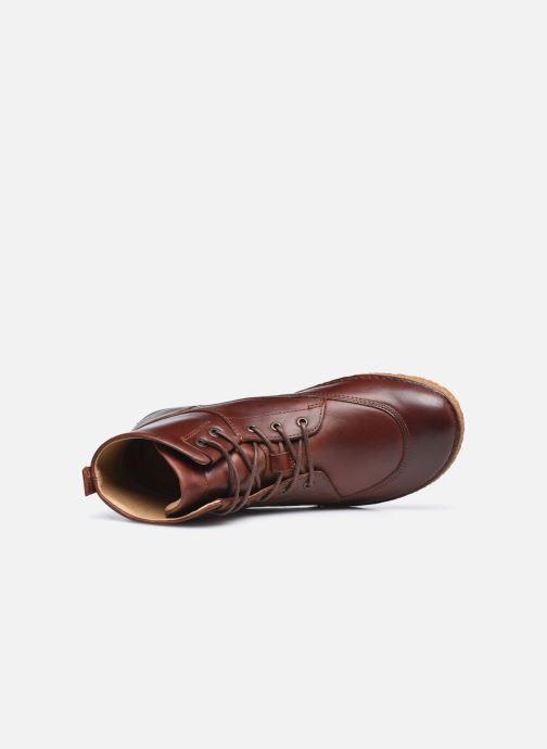 Bottines et boots Kickers HOBBYFLOW Marron vue gauche