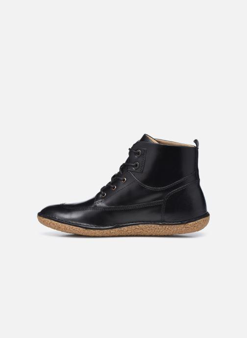 Bottines et boots Kickers HOBBYFLOW Noir vue face