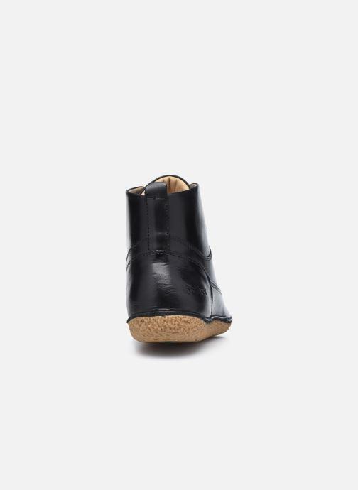 Bottines et boots Kickers HOBBYFLOW Noir vue droite