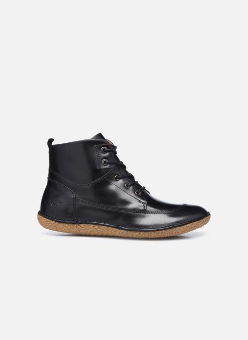 Bottines et boots Kickers HOBBYFLOW Noir vue derrière