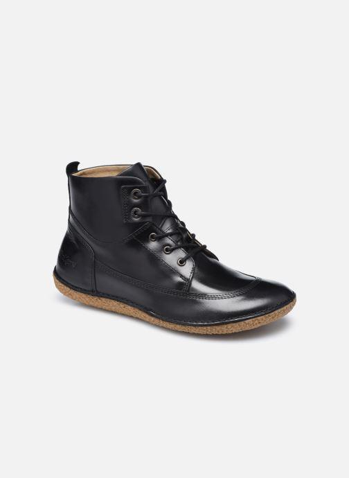 Bottines et boots Kickers HOBBYFLOW Noir vue détail/paire