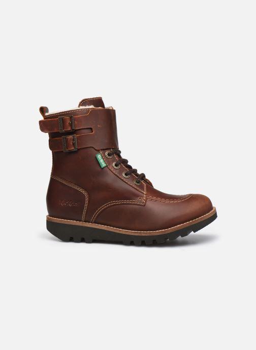 Stiefeletten & Boots Kickers NEOMEENELY braun ansicht von hinten