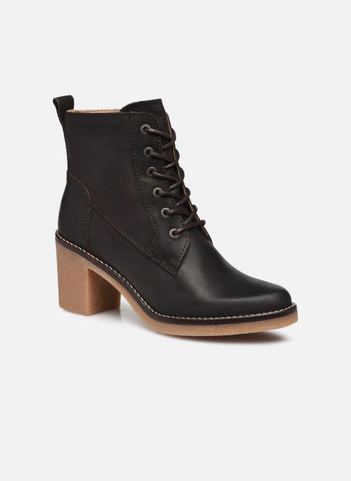 Stiefeletten & Boots Kickers AVERNE braun detaillierte ansicht/modell