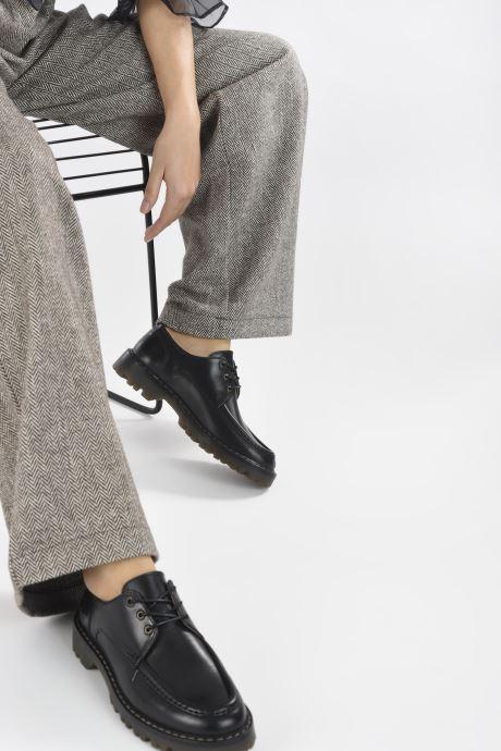 Zapatos con cordones Kickers DECKLOW Negro vista de abajo