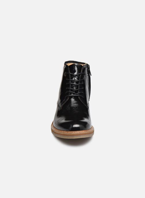 Bottines et boots Kickers OXYGENION Noir vue portées chaussures