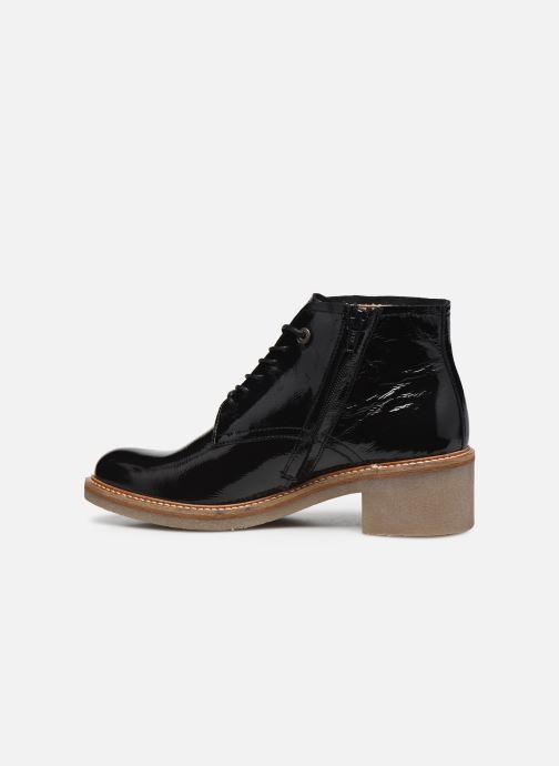 Bottines et boots Kickers OXYGENION Noir vue face