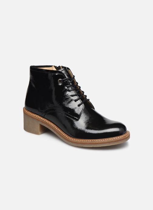 Bottines et boots Kickers OXYGENION Noir vue détail/paire