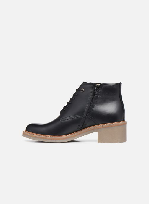 Bottines et boots Kickers OXYGENION Noir vue face