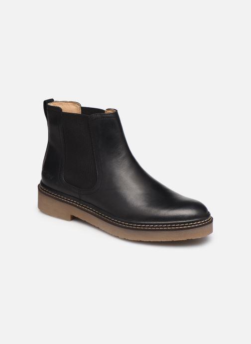 Boots en enkellaarsjes Kickers OXFORDCHIC 512109 Zwart detail
