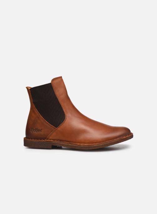 Stiefeletten & Boots Kickers TINTO 654393 braun ansicht von hinten