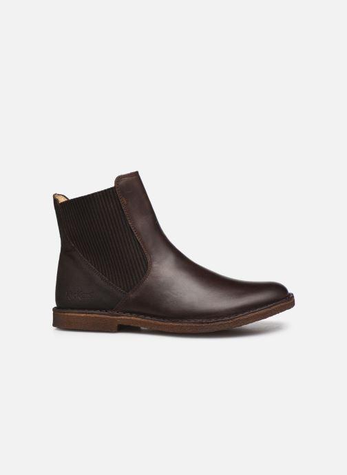 Bottines et boots Kickers TINTO 654393 Marron vue derrière