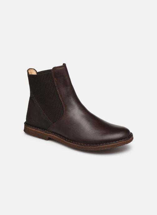 Bottines et boots Kickers TINTO 654393 Marron vue détail/paire