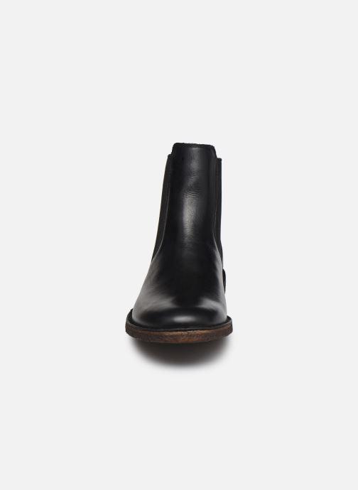 Stiefeletten & Boots Kickers TINTO 654393 schwarz schuhe getragen