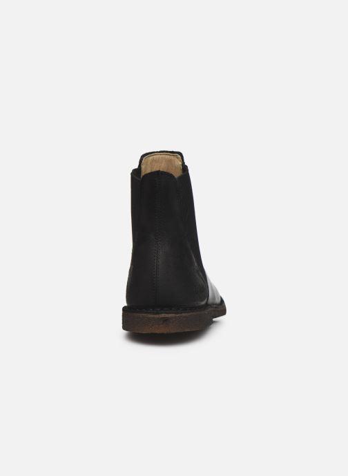 Bottines et boots Kickers TINTO 654393 Noir vue droite