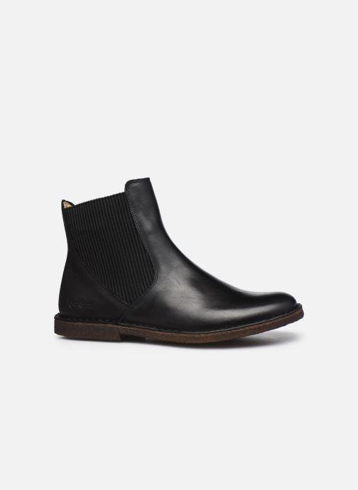 Stiefeletten & Boots Kickers TINTO 654393 schwarz ansicht von hinten