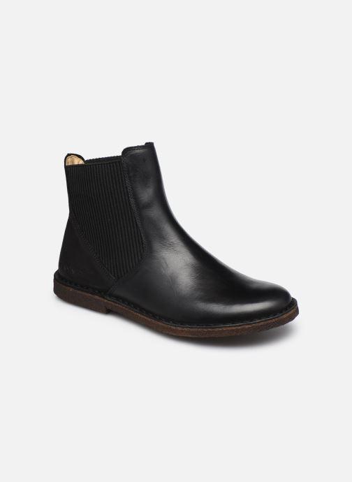 Stiefeletten & Boots Kickers TINTO 654393 schwarz detaillierte ansicht/modell