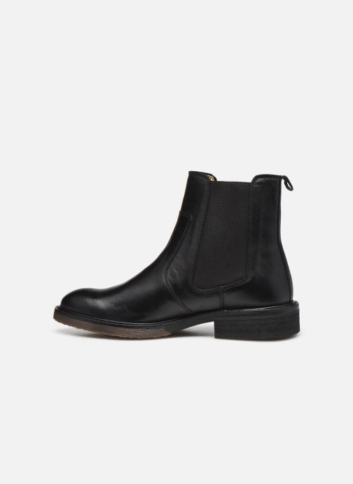 Bottines et boots Kickers ALPHASEA Noir vue face
