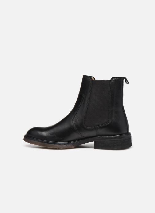 Stiefeletten & Boots Kickers ALPHASEA schwarz ansicht von vorne