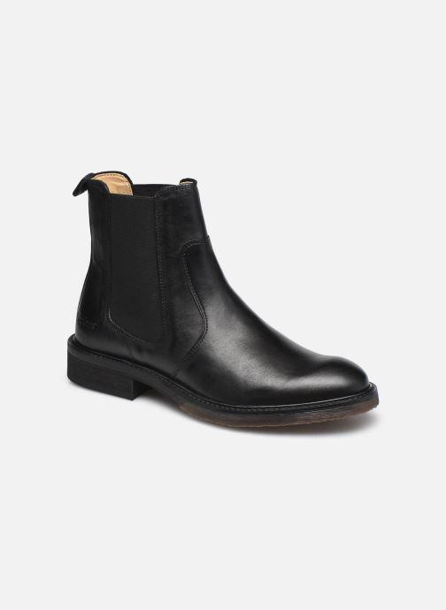 Bottines et boots Kickers ALPHASEA Noir vue détail/paire