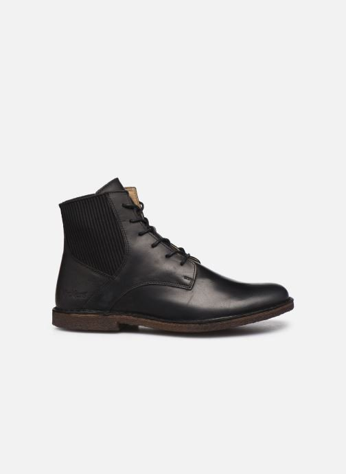 Stiefeletten & Boots Kickers TITI 654453 schwarz ansicht von hinten