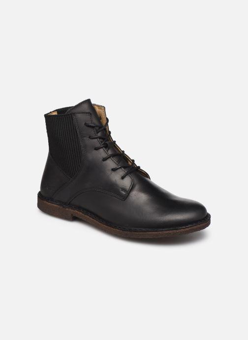 Stiefeletten & Boots Kickers TITI 654453 schwarz detaillierte ansicht/modell