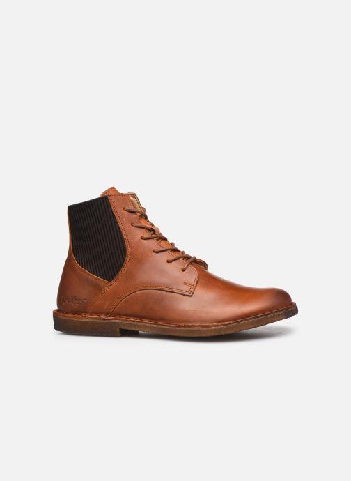 Bottines et boots Kickers TITI 654453 Marron vue derrière