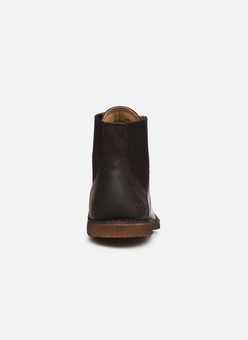Stiefeletten & Boots Kickers TITI 654453 braun ansicht von rechts