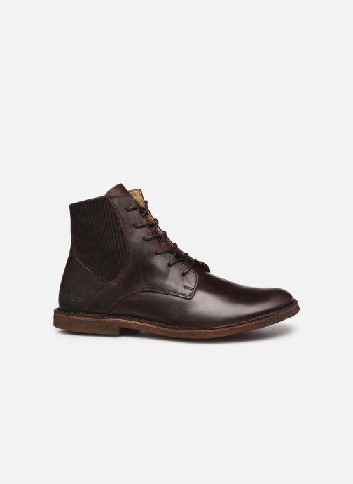 Stiefeletten & Boots Kickers TITI 654453 braun ansicht von hinten