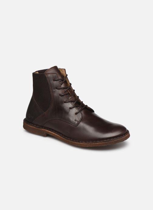 Stiefeletten & Boots Kickers TITI 654453 braun detaillierte ansicht/modell