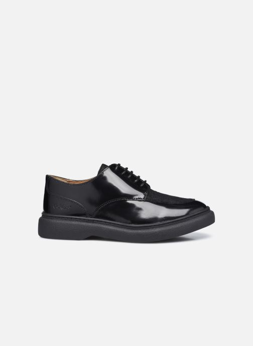 Zapatos con cordones Kickers ORIGAMANIA Negro vistra trasera