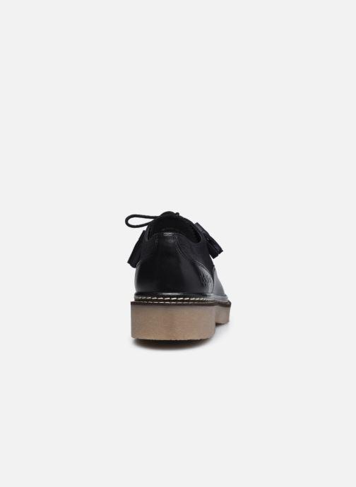 Chaussures à lacets Kickers OXANYBY Noir vue droite