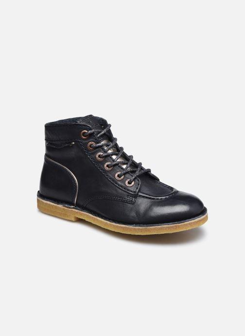 Stiefeletten & Boots Kickers ARMOR LEGEND F blau detaillierte ansicht/modell