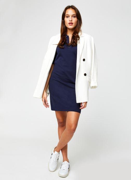 Vêtements Lacoste EF2299 Bleu vue bas / vue portée sac