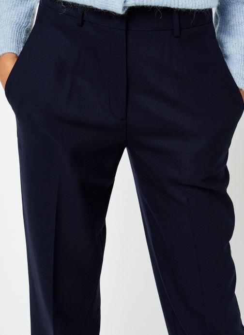 Vêtements Lacoste HF2477 Bleu vue face