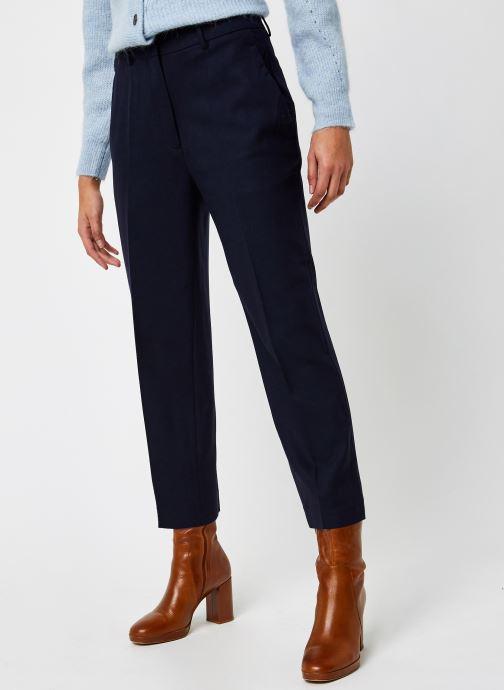 Vêtements Lacoste HF2477 Bleu vue détail/paire