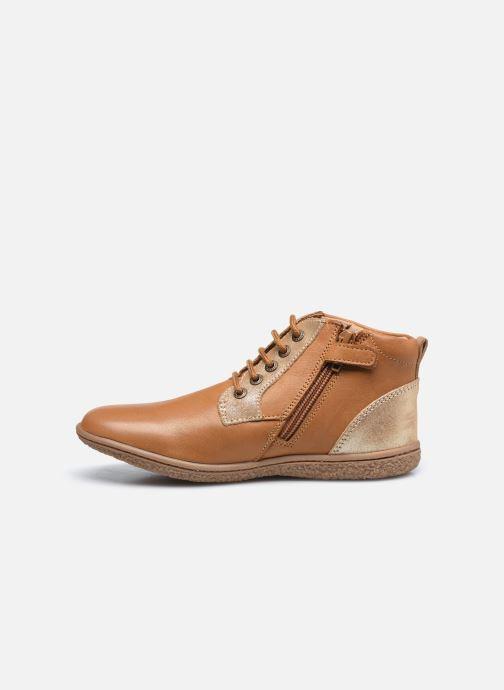 Stiefeletten & Boots Kickers Vetigo braun ansicht von vorne