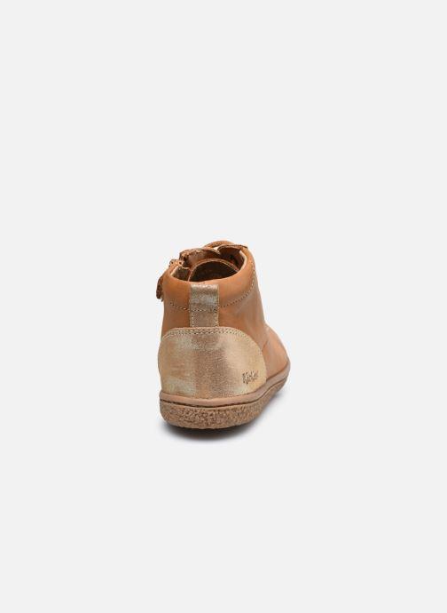 Stiefeletten & Boots Kickers Vetigo braun ansicht von rechts
