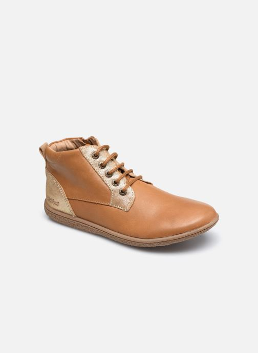 Stiefeletten & Boots Kickers Vetigo braun detaillierte ansicht/modell