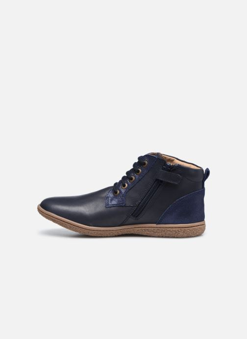 Stiefeletten & Boots Kickers Vetigo blau ansicht von vorne