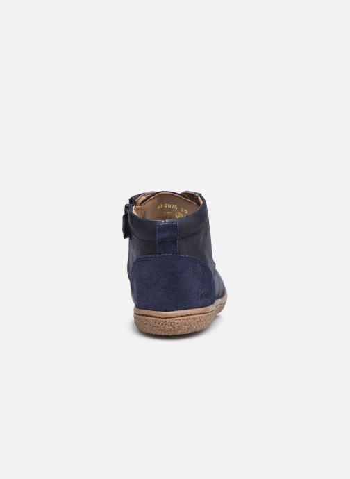 Stiefeletten & Boots Kickers Vetigo blau ansicht von rechts
